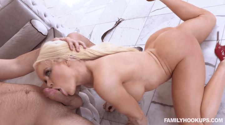 FamilyHookups – Nikki Delano – Stepsons Sex Drive