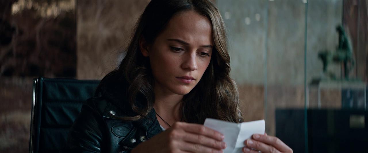 Tomb Raider (2018)  MULTi.BluRay.x264.AC3-K12 / Lektor PL i Dubbing PL