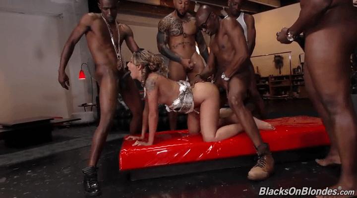 BlacksOnBlondes – Sophia Grace