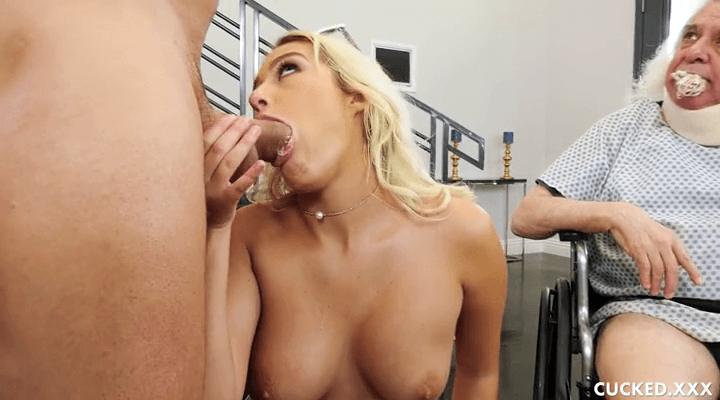 Cucked – Athena Palomino – Athena Gets Some Cock Therapy