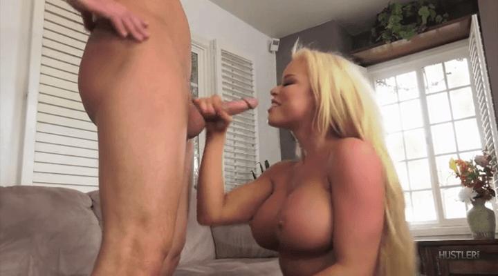Hustler – Nikki Delano
