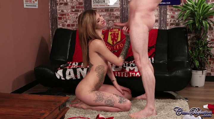 CumPerfection – Mellisa Medisson  – World Cup Facial