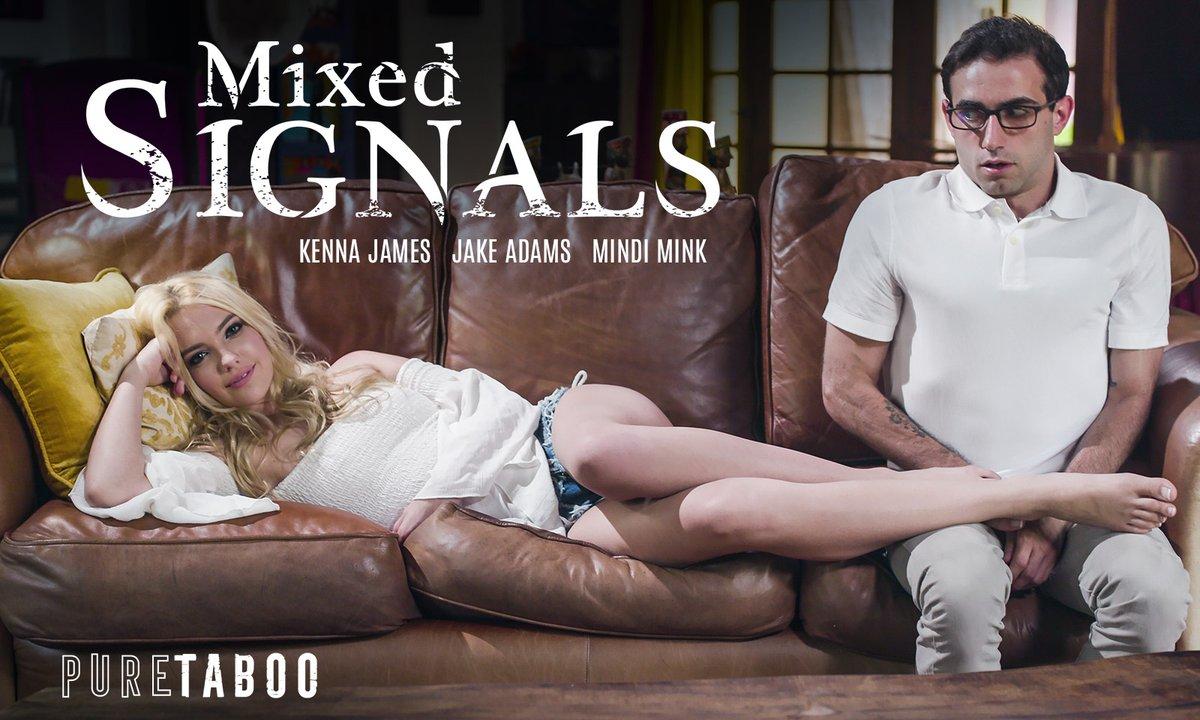 PureTaboo – Mixed Signals – Kenna James