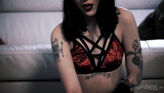 BurningAngel  – Charlotte Sartre  – Goth Anal Whores 2