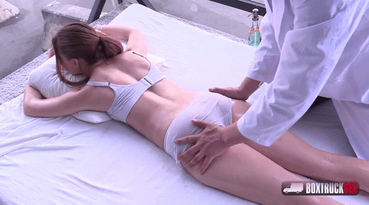 BoxTruckSex – Simona Dreweova