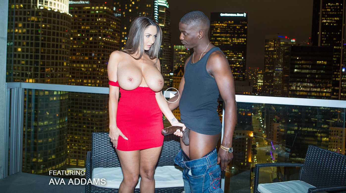 BlackedRaw – Night With Ava Addams