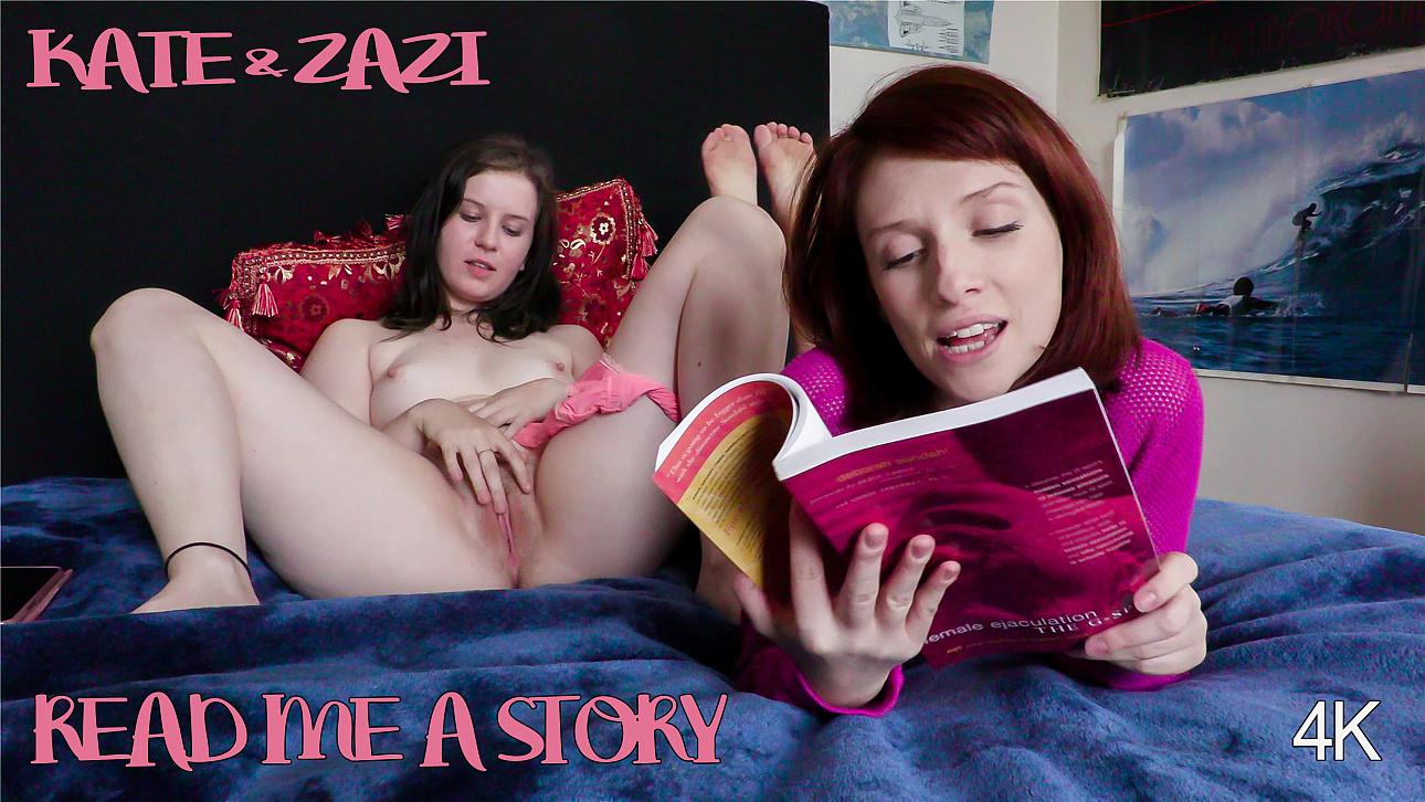 GirlsOutWest  – Kate , Zazi