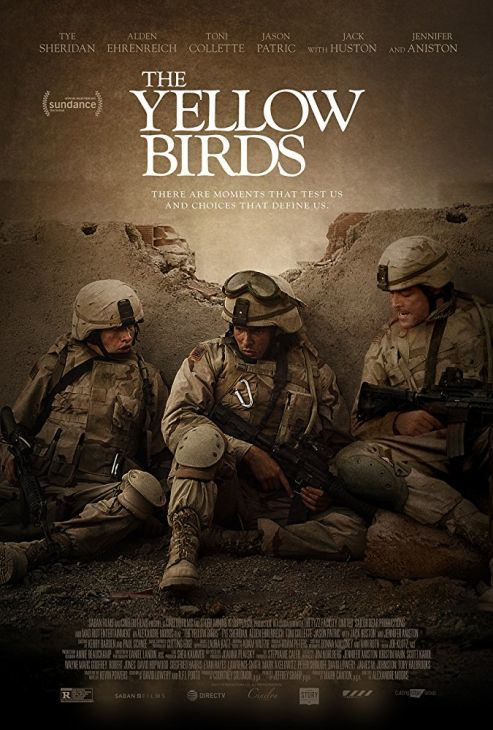 Żółtodzioby / The Yellow Birds (2017) PL.720p.WEB-DL.x264-KiT / Lektor PL