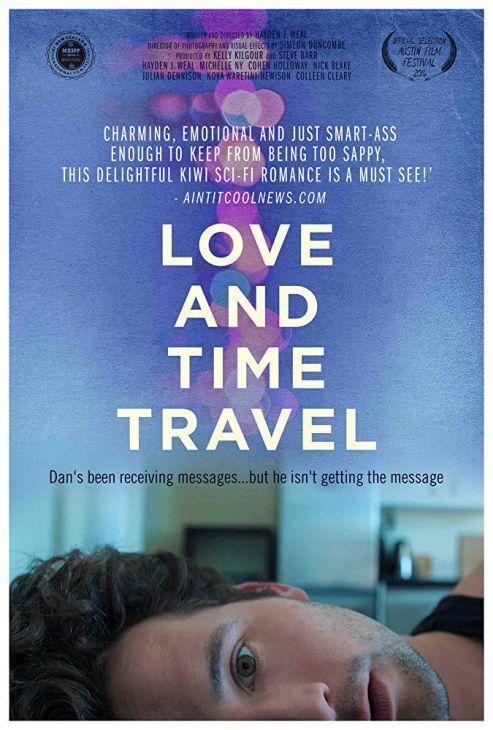 Miłość i podróż w czasie / Chronesthesia (2016) PL.WEBRip.XviD-KiT / Lektor PL