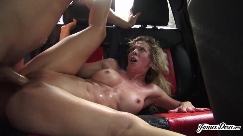 JamesDeen – Public Hiking Porn – Cherie Deville