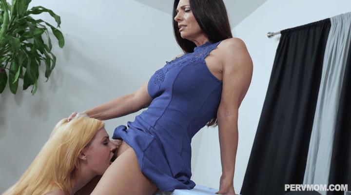 PervMom – Mindi Mink , Jessica Rex