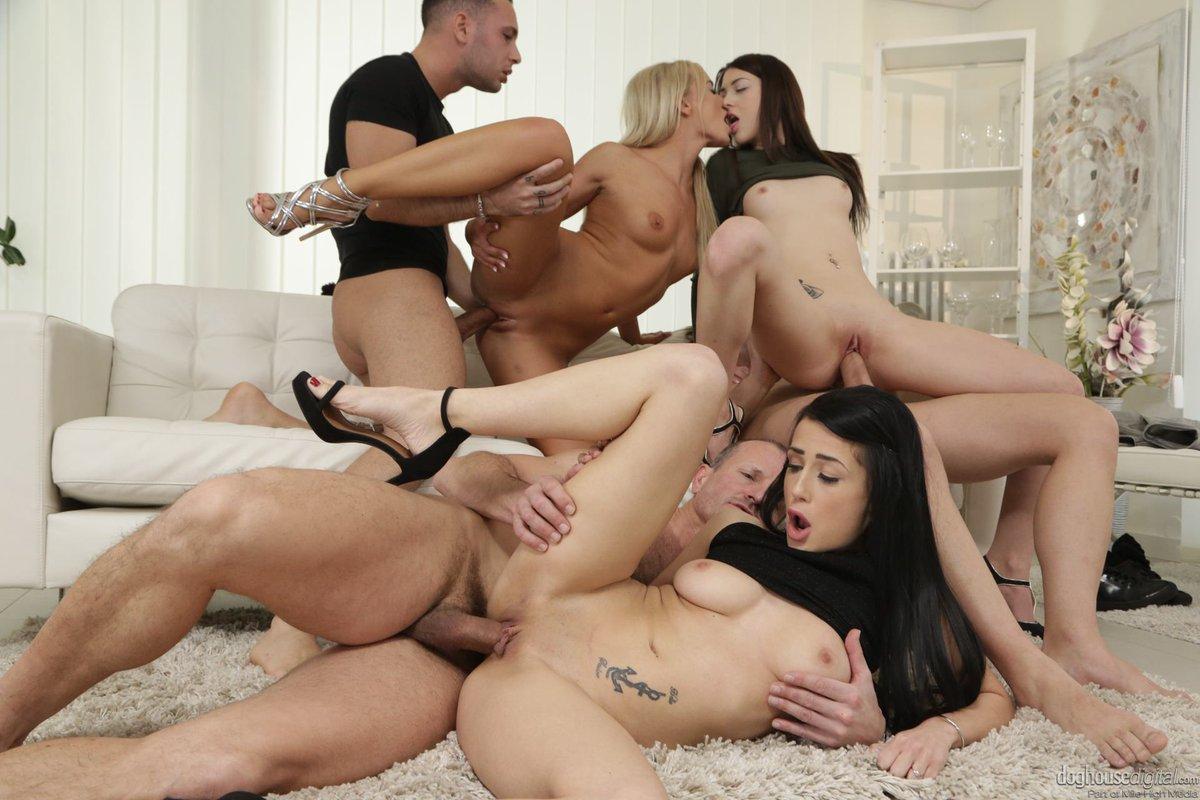 DogHouseDigital – Like Swing – Victoria Pure ,Nicole Love , Tera Link