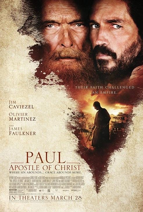 Paweł, apostoł Chrystusa / Paul, Apostle of Christ (2018) PLDUB.720p.BluRay.x264.AC3-KiT / Dubbing PL