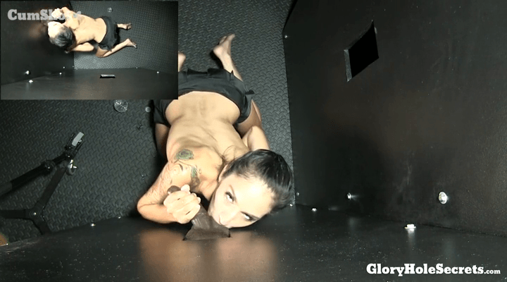 GloryHoleSecrets – Destiny Love – First Glory Hole POV