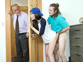 FamilyStrokes – My Butch Stepbitch –  Piper June