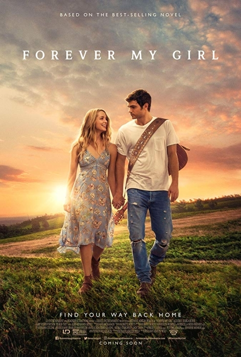 Forever My Girl (2018) PL.BDRip.XviD-KiT / Lektor PL