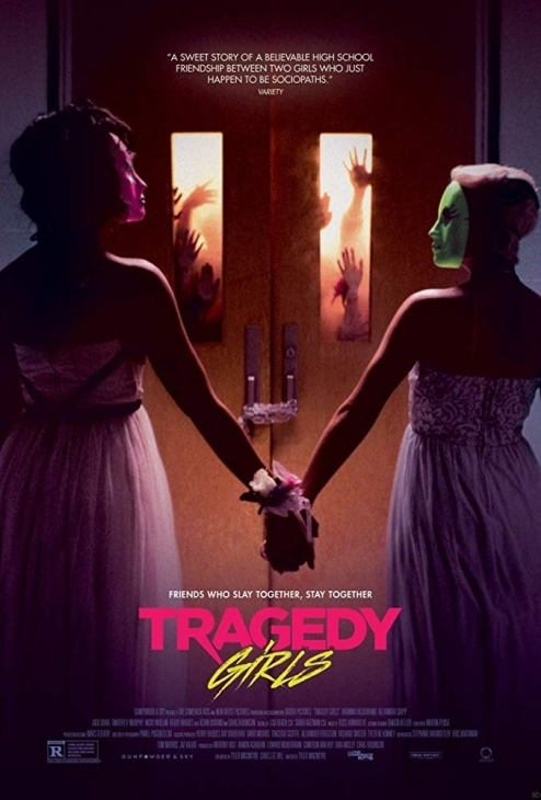 Tragedy Girls (2017) PL.BRRip.XviD-KiT / Lektor PL