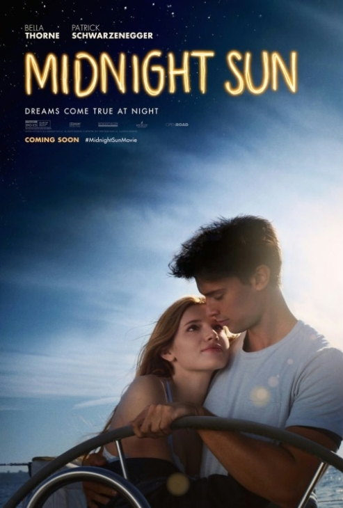 W blasku nocy / Midnight Sun (2018) PL.BDRip.XviD-KiT / Lektor PL