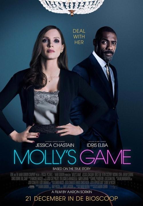 Gra o wszystko / Molly's Game (2017) PL.BDRip.XviD-KiT / Lektor PL
